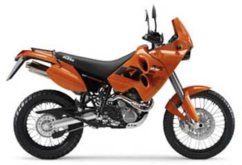 KTM Adventure Motorcycle - norcal dual sport